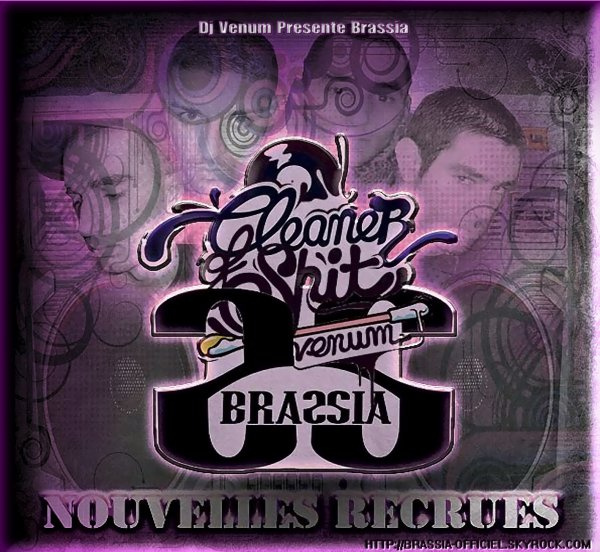   POCHETTE OFFICIELLE MIXTAPE &quot;NOUVELLES RECRUES&quot;